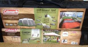 Coleman Namakan Fast Pitch 7 by Coleman 7 Person Tent Target Best Tent 2017