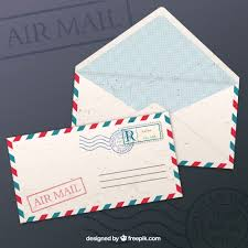airmail envelopes vectors photos and psd files free download