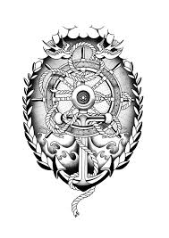 nautical compass and tattoos sketch photos pictures and