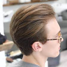 bob cut hairstyle front and back the taper haircut