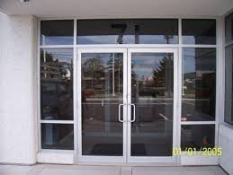 commercial exterior glass doors glass showers frameless shower doors glass repair and service