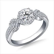 bjs wedding rings 20 stunning diamond engagement rings 3 000 diamonds
