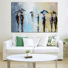 Painting For Living Room by Online Get Cheap Abstract Art People Aliexpress Com Alibaba Group