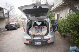 Build A Kia by Can You Sleep Or Camp In A Kia Soul Yes You Can