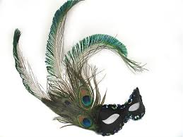peacock masquerade mask no directions but an easy diy masquerade mask air