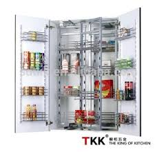 pull out tall kitchen cabinets tall unit pull out kitchen cabinet sliding basket storage buy