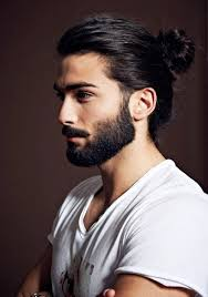 guy ponytail hairstyles men s hairstyles ponytail long hairstyle for unique fashions