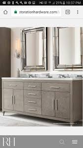 St James Vanity Restoration Hardware by The 25 Best Restoration Hardware Bathroom Ideas On Pinterest