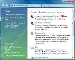 changer icone bureau windows 7 changer la taille et la de votre système