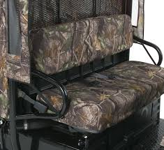2002 mule 3010 4x4 seat cover realtree xtra green