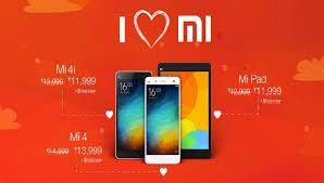 amazon xiaomi xiaomi mi 4 mi 4i and mi pad discount deals on amazon india bgr india