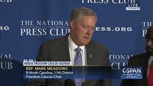 Was Ground Floor Cancelled Mark Meadows Tells Senate Cancel Recess Finish Health Care C