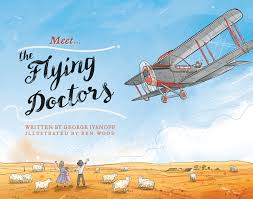 meet flying doctors george ivanoff penguin books australia