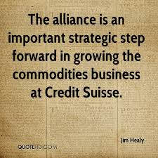 alliance suisse jim healy quotes quotehd