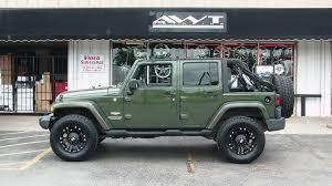 black rims for jeep wrangler unlimited customers vehicle gallery week ending april 14 2012