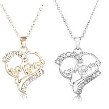 s day pendants s day pendants gift fashion heart shape letter pendant