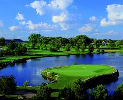 Seeking Feather Pete Dye Golf Course Ruffled Feathers Golf Club Lemont Il