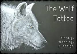wolf tattoos designs ideas and meanings tatring