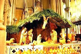 outdoor nativity set bemine co