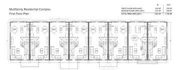 Multi Unit Floor Plans Multi Unity Homes