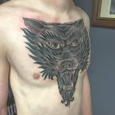 40 american traditional wolf tattoo ideas 2018