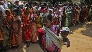 changement bureau de vote législatives en inde l espoir d un changement asie pacifique rfi