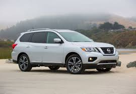black nissan pathfinder 2016 nissan puts pathfinder on path to more power safety technology