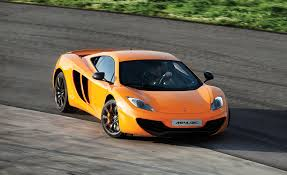 2012 Mclaren Mp4 12c First Drive Review Reviews Car And Driver