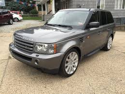 land rover 2007 black 2007 land rover range rover sport hse elite auto outlet bridgeport