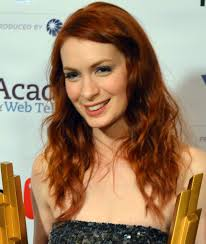 what is felicia day s hair color felicia day wikipedia