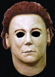 michael myers halloween ii hospital mask licensed by trick or