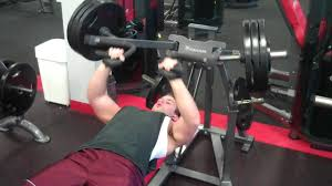 Chest Flat Bench Press Bench Press Plate Loaded Mp4 Youtube