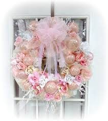 Shabby Chic Christmas Decorations Wholesale by 416 Best Wreaths Shabby Chic Images On Pinterest Shabby Chic