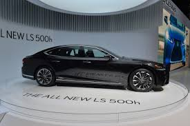 new lexus muscle car the new lexus ls500h twin motor is now official u2013 car tipster