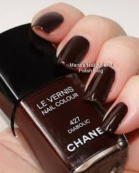 marias nail art and polish blog chanel diabolic 427 noirs obscurs