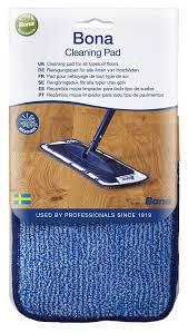 Can You Use Bona On Laminate Floors Bona Microfibre Cleaning Pad Blue Pad Product Code Ca101021