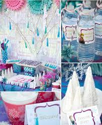 kara u0027s party ideas disney u0027s frozen themed birthday party supplies