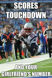 Football Player Meme - best of the ridiculously photogenic football player meme weknowmemes