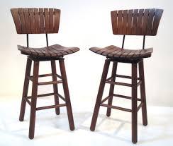 Breakfast Bar Stools Furniture Swivel Breakfast Bar Stools And Swivel Bar Stools With