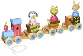 beatrix potter peter rabbit puzzle train u2013 robyn u0027s nest gift
