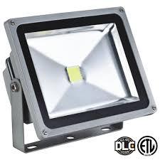 Led Outdoor Spot Lighting by Axis Led Lighting 50 Watt 200 Watt Equivalent Gray 5000k Led