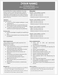 Bookkeeper Resume Samples by Office Manager Bookkeeper Resumes For Ms Word Resume Templates