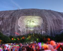 stone mountain laser light show 5 things to do in georgia this memorial day weekend