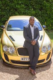 bentley wrapped from mcdonald u0027s to millionaire meet the teenager who traded his