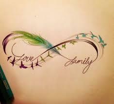 145 popular infinity tattoos designs ideas tattooset