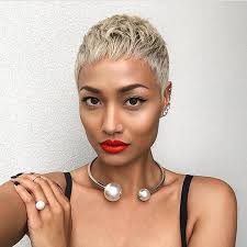 the best pixie cut for black hair 50 short hairstyles for black women stayglam