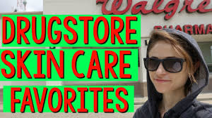 best drugstore skincare a dermatologist u0027s favorites youtube
