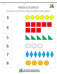 number match worksheets worksheets