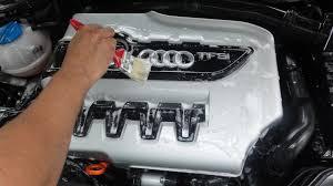 comment nettoyer des si es de voiture comment décrasser le moteur de sa voiture