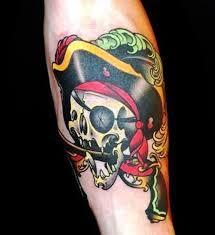 pirate skull forearm tattoos insigniatattoo com